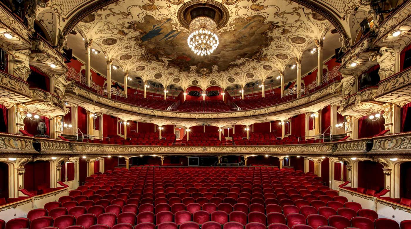 Theater Hamburg Germany