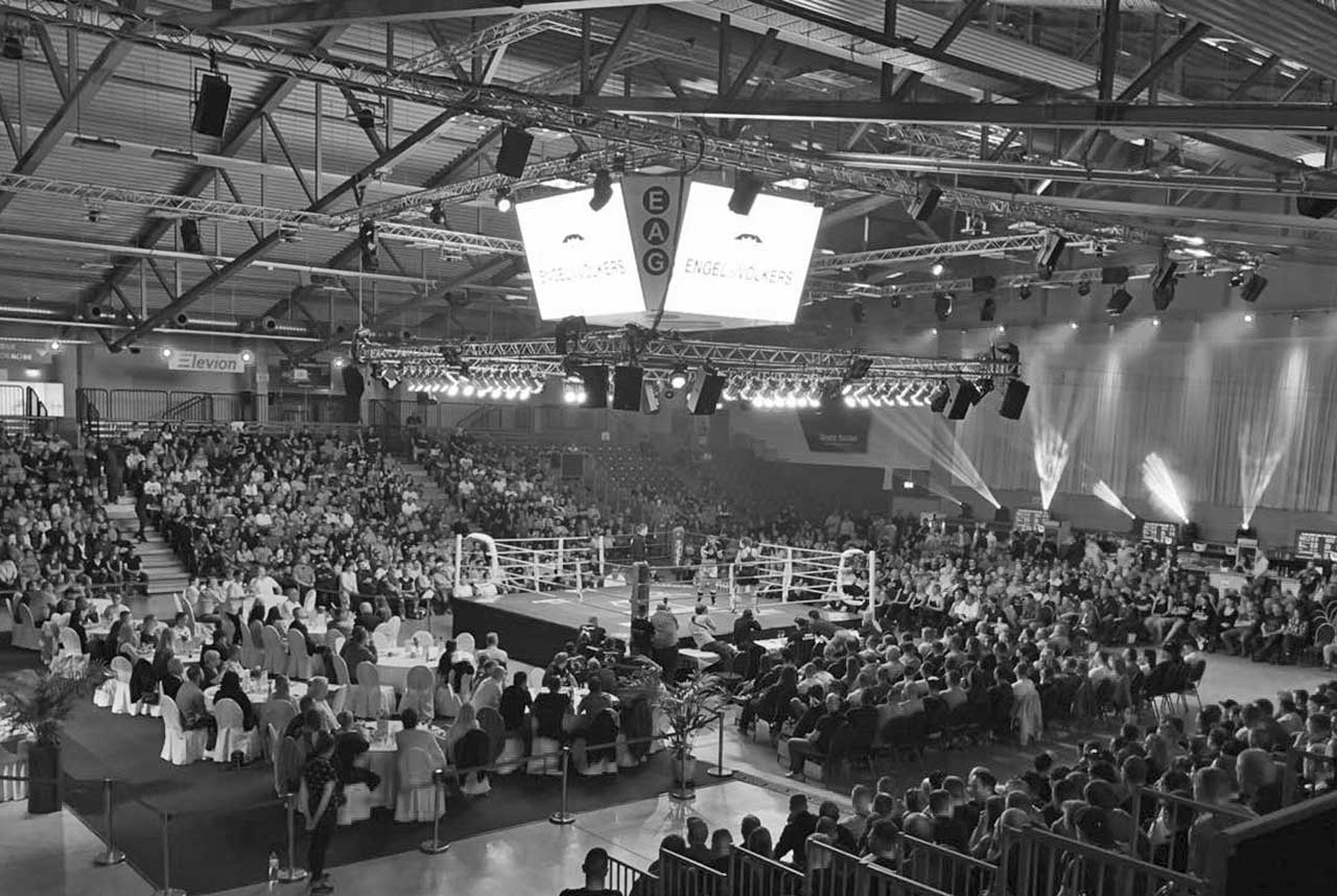 Fightnight Jena Germany