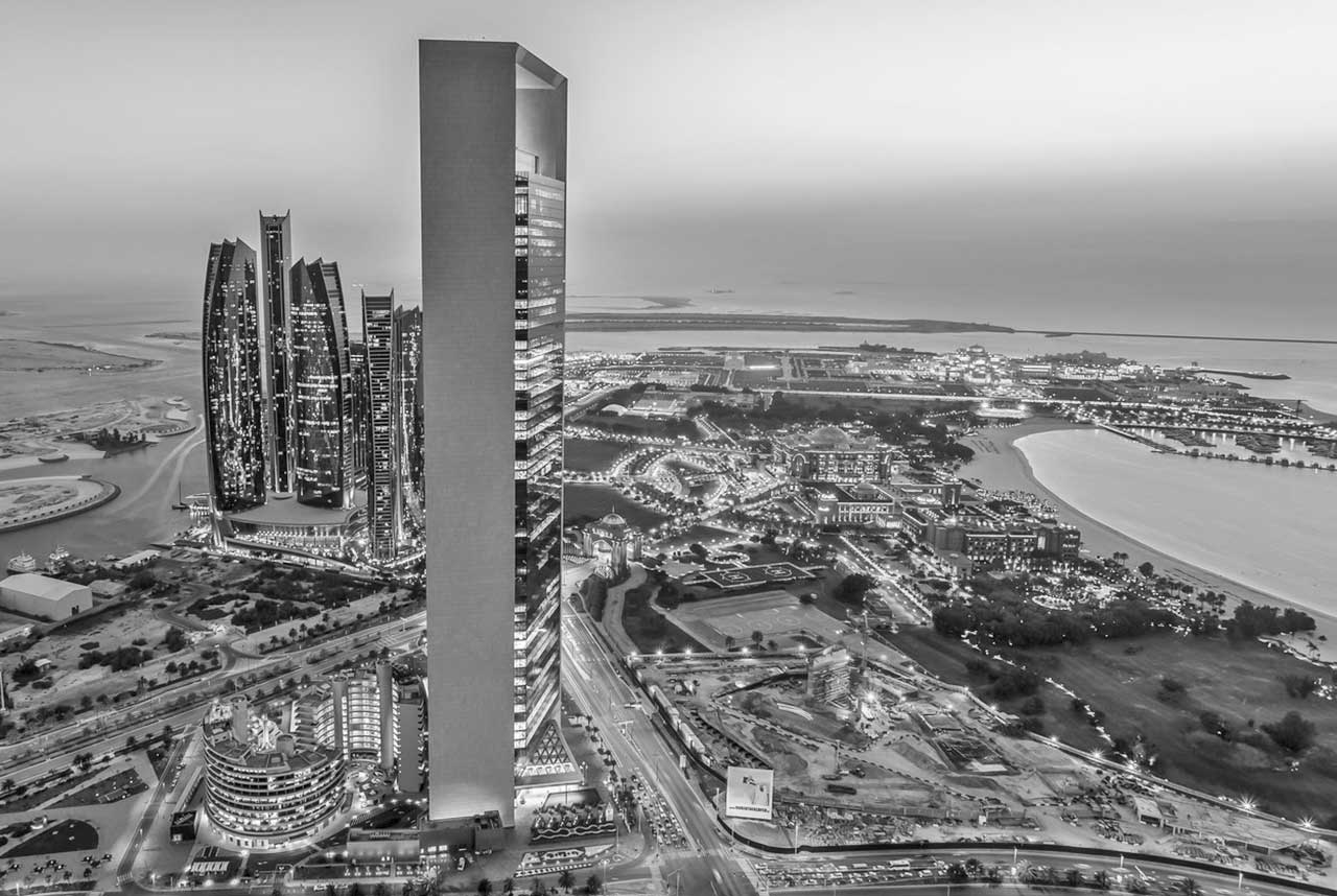 ADNOC Tower - Outdoor terrace Abu Dhabi, United Arab Emirates