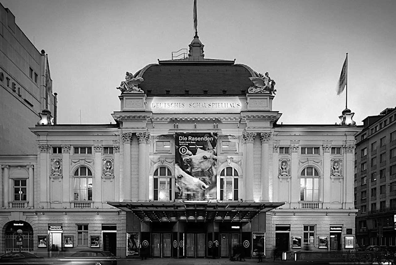 Theater Hamburg, Germany